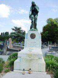 Monument à Ferdinand Lenoir – cimetière – Jette