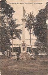 Monument roi Léopold II – Kinshasa – Congo (disparu)