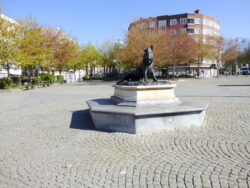 Sanglier de Florence – Fontaine – Koekelberg