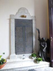 Monument aux morts – La Calamine (Kelmis)