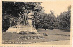 Monument aux morts – La Louvière