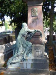 Pleureuse – tombe Général Avaert – cimetière – Laeken