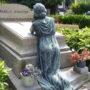 Pleureuse – sépulture famille D'Hayere-Schotte – cimetière – Laeken - Image1