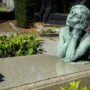 Pleureuse – sépulture famille D'Hayere-Schotte – cimetière – Laeken - Image2