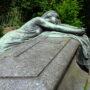 Pleureuse – sépulture Denis - Devos – cimetière – Laeken - Image1