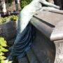 Pleureuse – sépulture Denis - Devos – cimetière – Laeken - Image2
