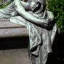 Pleureuse – sépulture Denis - Devos – cimetière – Laeken - Image3