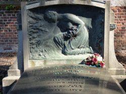 Monument funéraire – famille Monnot – cimetière – Laeken