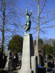 Monument funéraire Jules Strauwen – cimetière – Laeken