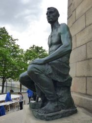 Le Forgeron – Monument au Travail – Laeken