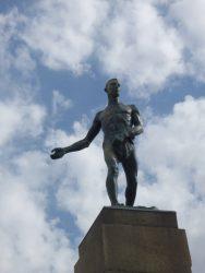 Le Semeur – Monument au Travail – Laeken