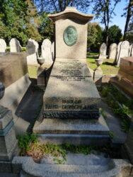 Tombe Baur – De Vogelaere – cimetière – Laeken