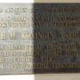 Plaques commémoratives - Square du Vingt-et-un juillet - Laeken - Image3