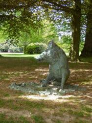 Sanglier de Florence – parc du Château royal de Laeken