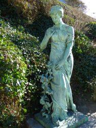 Le Chardon ou L'Austérité – Jardin botanique – Saint-Josse-ten-Noode