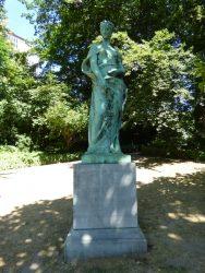 Le Chèvrefeuille ou L'Amour – Jardin botanique – Saint-Josse-ten-Noode