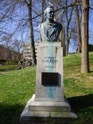 Buste d'Alfred Giraud – Leuven (Louvain)