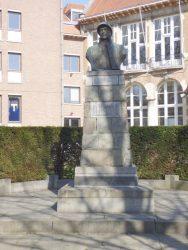 Buste du Roi Albert Ier – Leuven (Louvain)