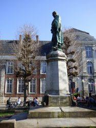 Monument à André Dumont – Leuven (Louvain)