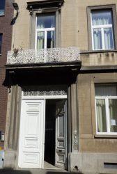 Balcon – Tiensestraat – Leuven (Louvain)