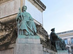 Liberté d'enseignement – Colonne du Congrès – Bruxelles