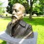 Buste d'Auguste Donnay - Parc de La Boverie - Liège - Image1