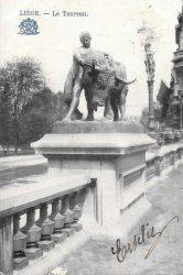 Le Dompteur de taureau – Liège