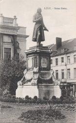 Monument à André Grétry – Place de l'Opéra – Liège