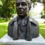 Buste de Richard Heintz - Parc de la Boverie - Liège - Image1