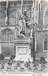 Les Abandonnés – Liège (statue volée)