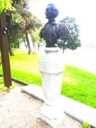 Buste de Jacques-Barthélémy Renoz – Parc de la Boverie – Liège