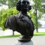 Buste de Jacques-Barthélémy Renoz - Parc de la Boverie - Liège - Image2
