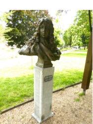 Buste de Jean Varin – Parc de La Boverie – Liège