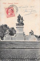 Monument à Zénobe Gramme – Liège