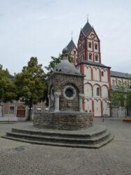 Fontaine Lambrecht – Place Saint-Barthélémy – Liège