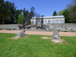 Grille – Parc de Mariemont – Morlanwelz