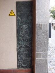 Plaque commémorative Frédéric de Merode – Mechelen (Malines)