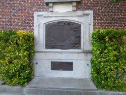 Plaques commémoratives 1914-1918 et 1940-1945 – Melle