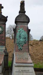 Tombe Bogaert-Mollekens – cimetière- Molenbeek-Saint-Jean