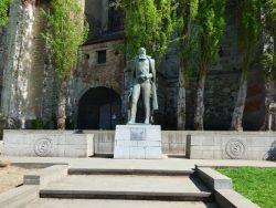 Monument au roi Léopold II – Mons
