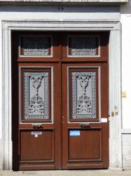 Panneaux de porte – Rue du 11 Novembre – Mons