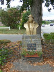 Buste du roi Albert Ier – Nalinnes (Ham-sur-Heure)