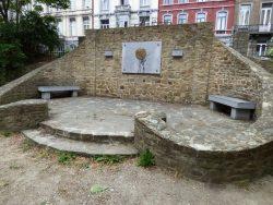 Médaillon Félicien Rops – Namur
