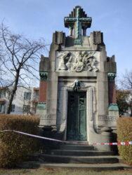 Chapelle funéraire – cimetière – Neder-Over-Heembeek