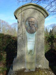 Tombe Nickmilder-Steegen – Cimetière de Bruxelles – Evere