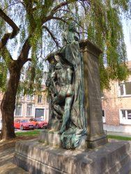 Monument à Jules de Burlet – Nivelles