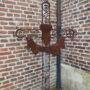 Croix funéraire - cimetière - Ophasselt (Geraardsbergen) (1) - Image1