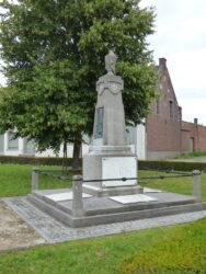 Monument aux morts – Ophasselt (Geraardsbergen)
