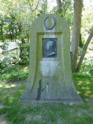 Monument à Justin Malfeyt – Parc Léopold – Oostende (Ostende)