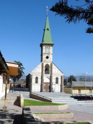 Eglise Coeur de Marie –  Guayacán – Iglesia Corazón de Maria de Guayacán –  Coquimbo (Chili)